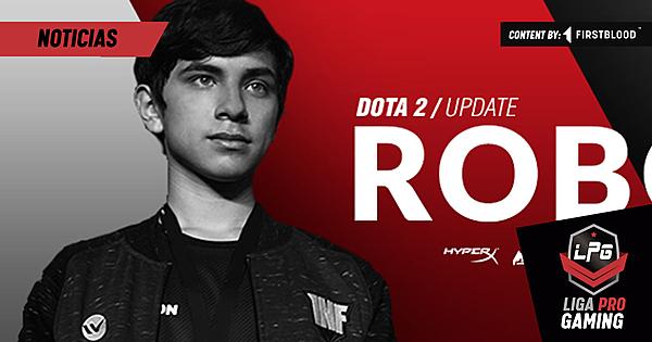 Player Robo-Z DOTA 2