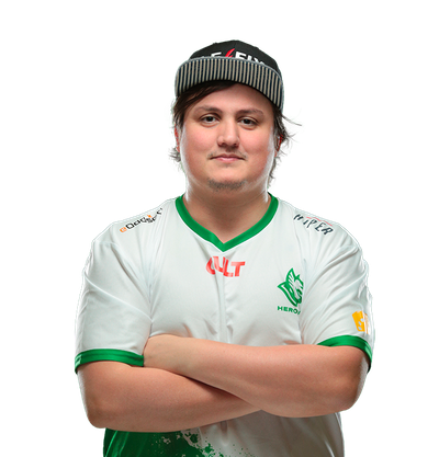 Player Andreas Fridh CSGO