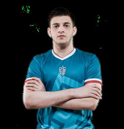 Player Abdul Gasanov CSGO