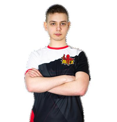 Player Kacper Walukiewicz CSGO
